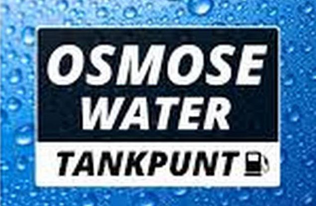 Osmosewater Tanken